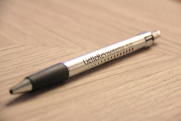 GefleRevisorernas Penna