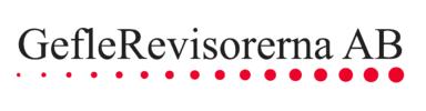 Geflerevisorerna AB Logotyp